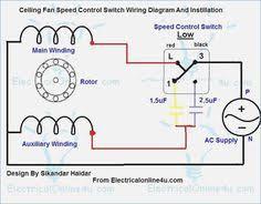 pin by cat6wiring on ceiling fan wiring diagram pinterest Ceiling Fan Speed Switch Wiring Diagram ceiling fan speed control switch wiring diagram