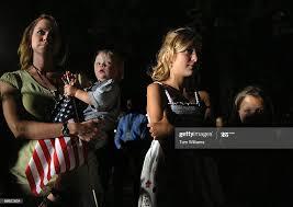 Kaye Meier, a Senate staffer, along with her children Beck Brennan ...