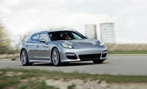 2012 Porsche Panamera Turbo S Road Test - Review - Car and Driver