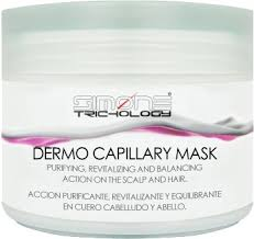 Simone Trichology Dermo <b>Capillary</b> Mask Treatment - <b>Маска</b>-пилинг ...