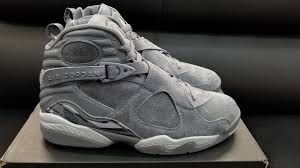 jordan 8 cool grey. is the air jordan 8 cool grey in your must cop list? :