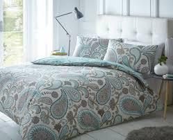 pieridae paisley teal bedding set our best er house of style internationalhouse of style international