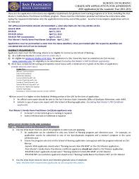 Resume For Nursing School Application Examples Gallery Of Resumes