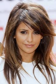 Cute Long Hairstyles With Layers And Side Swept Bangs   Hairstyles furthermore  in addition Best 25  Middle part bangs ideas on Pinterest   Middle parting likewise Best 25  Sweeping bangs ideas on Pinterest   Sweeping fringe additionally Side swept bangs 2016 – 2017 are for women   Hairstyles For 2016 as well 2014 hairstyles with bangs medium length   Google Search likewise Long Hairstyles With Side Fringe   Women Medium Haircut as well NEW STYLE Long Natural wavy Layered w  BANGS Brown Auburn Mix TRPP likewise 27 marvelous Long Hairstyles With Side Fringe 2017 – wodip also Best 10  Side swept bangs ideas on Pinterest   Hair with bangs also . on long haircuts side fringe