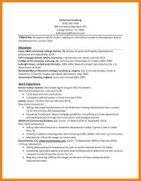 10 College Internship Resume Letter Adress
