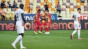 Yeni Malatyaspor Gaziantep FK'yi 2 golle geçti