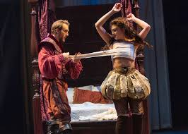 theater review shakespeare in love chicago shakespeare  happily all its unforced fun this two act travesty isn t that radical just very calculated the 21 member cast is an absolute delight