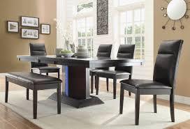dining room table sets finish havana