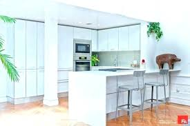 modern white gloss kitchen cabinets high paint cabinet