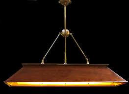 billiard table light