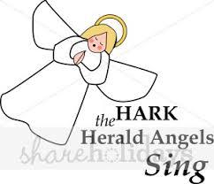 hark the herald angels sing clipart.  Sing Hark The Herald Angels Sing Throughout The Clipart A