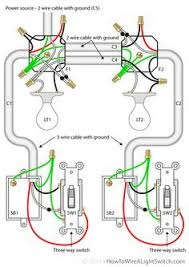 5 way light switch diagram 47130d1331058761t 5 way switch 4 way four way switch wiring diagram two lights between 3 way switches with the power feed via one of the lights