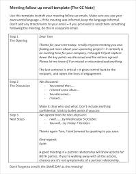 Meeting Follow Up Email Template Jpg
