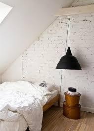 white brick walls in 25 contemporary