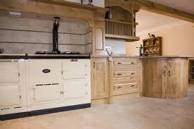 Oak Kitchen Oak Kitchens From Mark Stones Welsh Kitchens