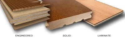engineered hardwood flooring vs laminate