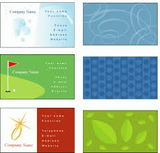 Business Card Maker Free Online Cards With Logo Visiting