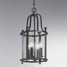 silvia 4 light lantern the lighting