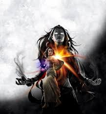 Magic Origins - Liliana key art | Magic art, Magic the gathering ...