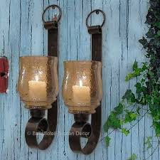 st 2 tuscan farmhouse antique forged