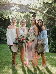 For the Bride To Be A Woodsy Festival Inspired Bridal Shower.