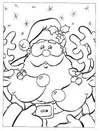 Small Picture Free Printable Coloring Pages Xmas Coloring Pages