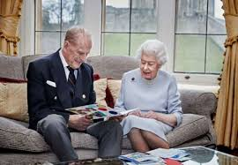 Though never officially given the title of prince consort, he lived a life of relentless royal duty, relinquishing his promising naval career, which. Queen And Prince Philip Reveal Card From Grandchildren To Mark 73 Years Of Marriage