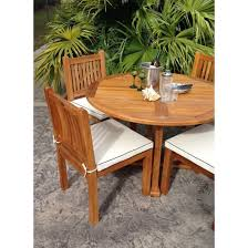 Outdoor Patio Dining Table Round
