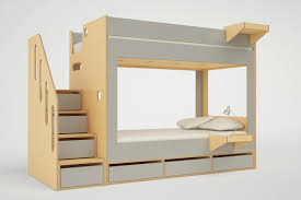 bunk bed with stairs. Decorating Beautiful Bunk Beds With Stairs 2 Cabin Pers 02 Jpg Format 500w Bed