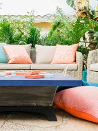 cleaning outdoor furniture
