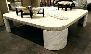 gold drum coffee table side tables small marble side table west elm glass coffee table coffee