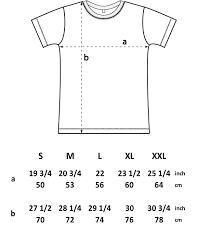 Mens T Shirt Size Chart Dress Womens Clothing Mens T Shirt Sizes