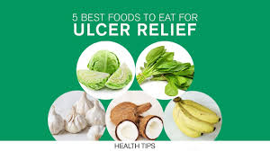 5 Best Foods To Eat For Ulcer Relief
