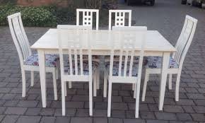 Shabby Chic Kitchen Furniture Shabby Chic Table And Chairs Ebay