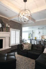 living room light fixture this is a simple orb chandelier this specific one leans more to