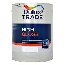 Dulux High Gloss Colour Chart Dulux Trade High Gloss