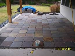 patio floor tile