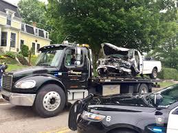 Driver Of Speeding Pickup Being Pursued Is Killed In Sutton