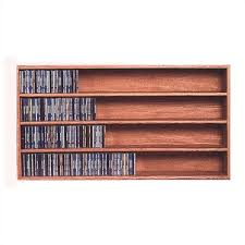 cd wall storage. Contemporary Wall Wood Shed 400 Series 472 CD Wall Mounted Multimedia Storage Rack U0026 Reviews   Wayfairca With Cd