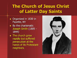 Image result for Joseph Smith in 1844