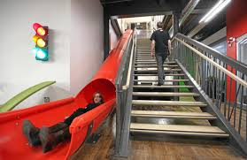 slide google office. #Google Offices Are Amazing. Don\u0027t You Wish Your #office Had A Slide Google Office E