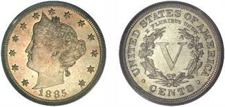V Nickel Value Chart The 1885 Liberty Nickel Is An Important Key Date Coin In The