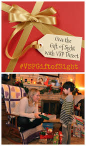 give the gift of sight with vsp direct