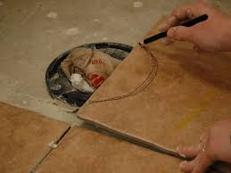 Laying Kitchen Floor Tiles How To Install Tile On A Bathroom Floor Hgtv
