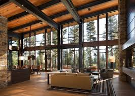 Beautiful Rustic Modern Home Design Ideas - Interior Design Ideas .