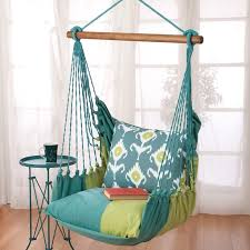 indoor bedroom swings. full size of tables \u0026 chairs, captivating blue moss green cotton fabric indoor swing chair bedroom swings