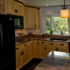 Kitchens With Black Appliances Dark Brown Kitchen Appliances 09072020170416 Ponyiexnet