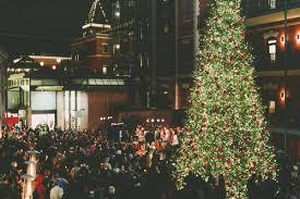 Napa Christmas Tree Lighting Ghirardelli Squares Annual Tree Lighting Ceremony Napa