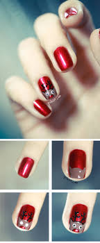 14 Christmas nail art tutorials you NEED in your festive life ...