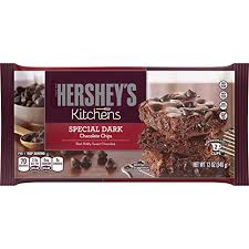hershey chocolate chips. Contemporary Chocolate Amazoncom  HERSHEYu0027S Kitchens SPECIAL DARK Baking Pieces Mildly Sweet Chocolate  Chips Gluten Free 12 Ounce Bag Pack Of 12 Grocery U0026 Gourmet Food With Hershey Chips C